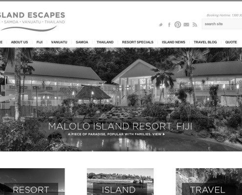 Island Escapes - Island Holiday Booking Specialists