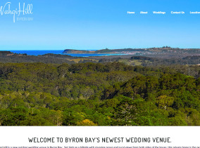Byron Bay Wedding Venue - Wahgi Hill Byron Bay